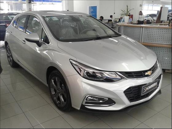 CHEVROLET  CRUZE 1.4 TURBO LTZ 16V FLEX 2018