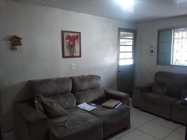 Vd casa 2 quartos, com casa de fundos de 1 quarto, R$ 210 mil aceito financiamento - Foto 6