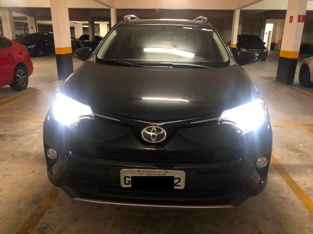 Toyota Rav4 2018 Top + Teto Solar 6 Mil Kms R 123.000,00 Ac Trcs ( - ) Valor - Foto 3