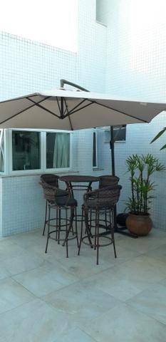Apartamento com 3 suítes, 3 áreas externas e 3 vagas de garagem - Foto 3