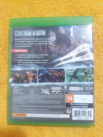 Killer Instinct Definitive Edition Xbox One Mídia Física - Foto 3