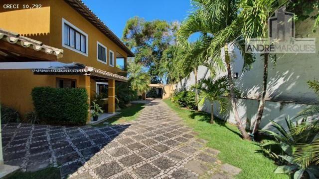 Casa em condomínio para venda em salvador, patamares, 3 dormitórios, 3 suítes, 2 banheiros - Foto 3