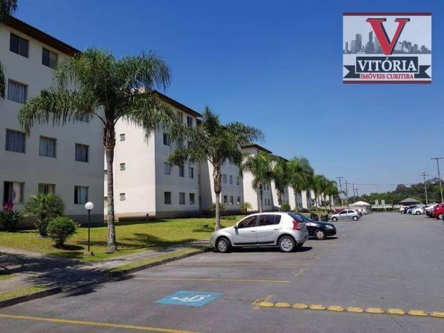 Apartamento moradias arvoredo 3 - 3 dormitórios à venda r$ 159.000 - afonso pena - são jos