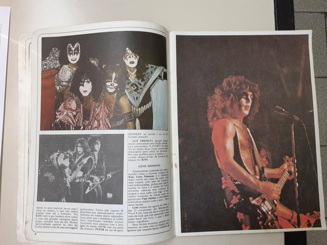 Revista banda kiss - Foto 3