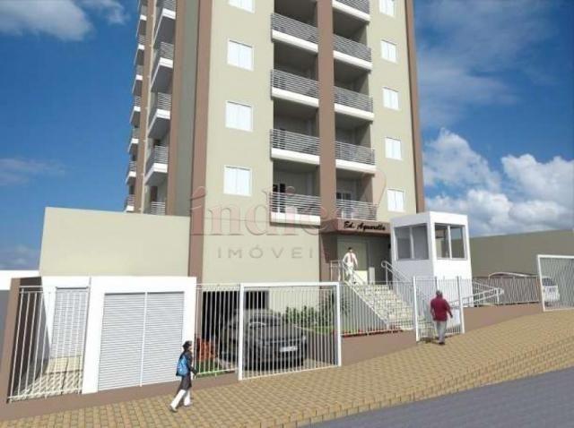 Apartamento à venda com 2 dormitórios em Jardim paulista, Ribeirão preto cod:9017 - Foto 2