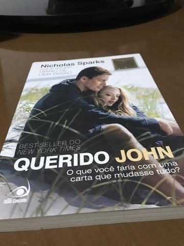 Livro: Querido John
