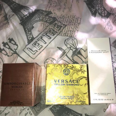 Lote perfumes importados ORIGINAL