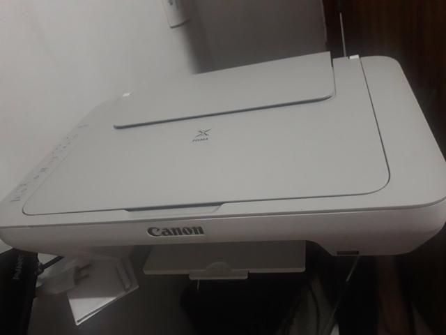 Impressora canon usada