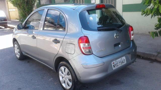 Nissan MARCH 1.0 2012 - Foto 6