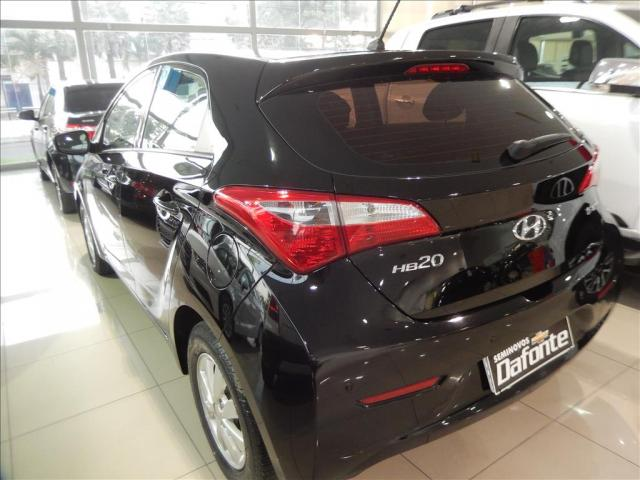 HYUNDAI HB20 1.0 COMFORT PLUS 12V FLEX 4P MANUAL - Foto 7