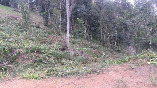 Terreno parcelado alto gasparinho - leia o anúncio - Foto 5
