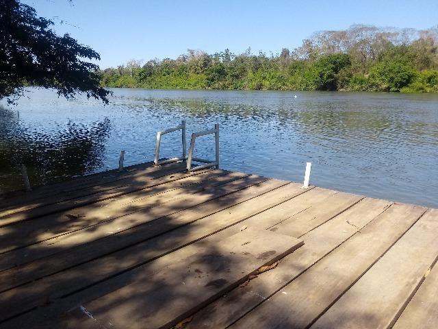 Alugua_se rancho e pesqueiro