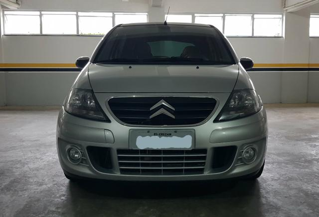 Vendo Citroen C3 Exclusive 1.4 Flex 2012 - Foto 6