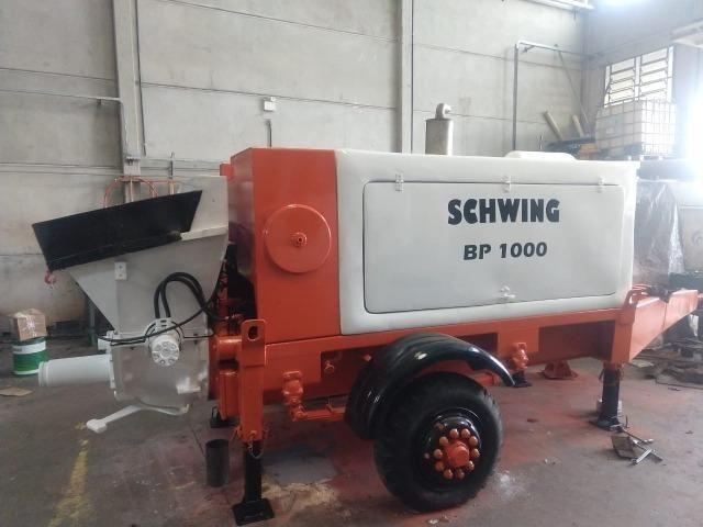 Bomba de concreto Schwing BP 1000