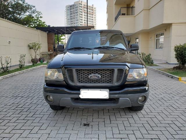 Ford Ranger XLS Cab Simples Gasolina/GNV 2007 - Foto 5