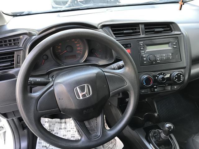 Honda Fit LX 1.4 2015 completo Único Dono - Foto 8