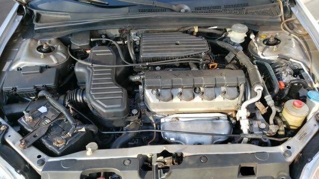 Honda Civic ex 2002 - Foto 6