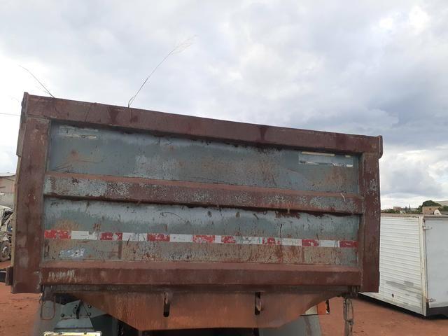 Caçamba meia cana truck - Foto 4