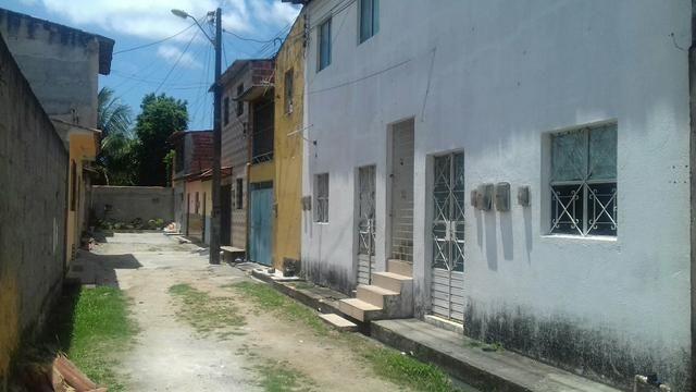TERRENO NO CLETO,OTIMA localização de frente as antigas casas da caixa