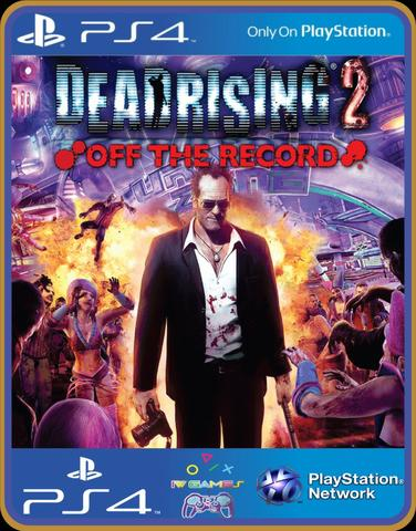 Ps4 Dead Rising 2 off the record