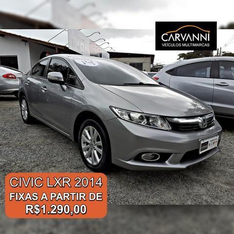 Honda Civic LXR Aut. - Completo - Muito novo!