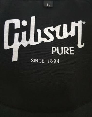 Camisa Gibson Americana Marca Gibson Tamanho Grande - Foto 5