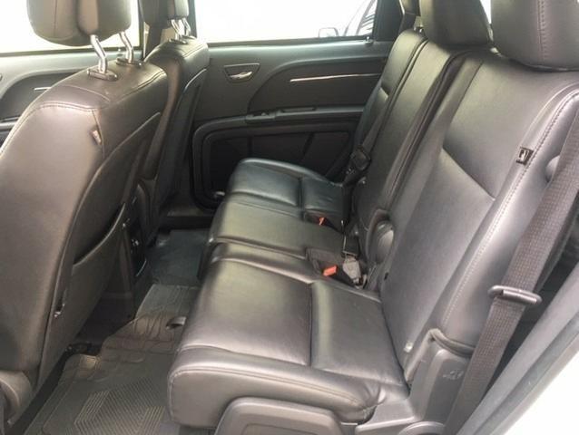 Dodge journey 2011 blindada 3a rt 2.7 v6 top facilito no cartao em ate 18x - Foto 12