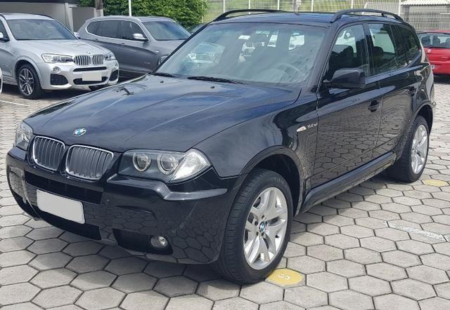 BMW X3 2.5si 2009