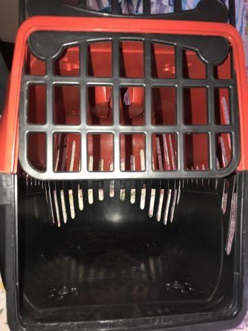 Caixa para transporte de animais. NUNCA USADA - Foto 5