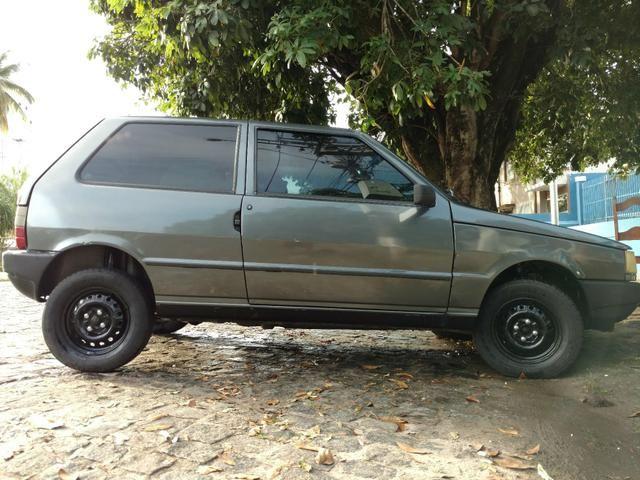 Fiat/Uno Mille EX 99/2000 - Foto 4