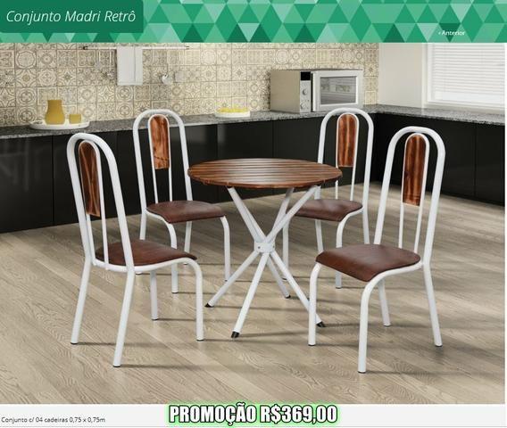 Promoção das Fabricas - Mesas e Banquetas em aço Inox - Foto 5
