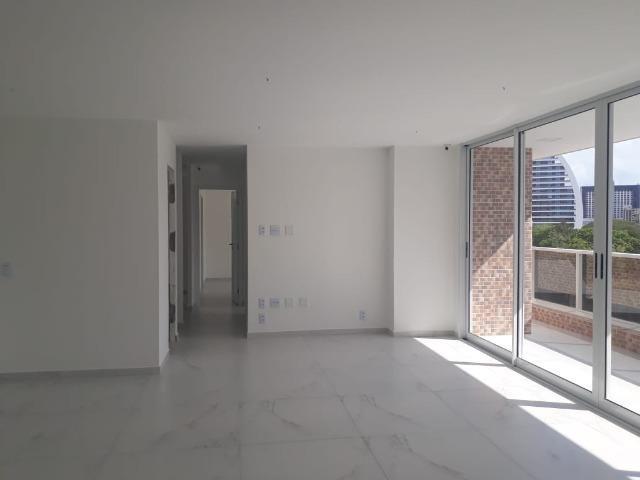 Azurra Aldeota, J Simões, Novo, 127m2, 3o. Andar, 3 Suítes, DCE, 3 Vagas de Garagem - Foto 13