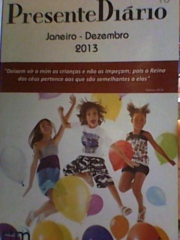 Presente Diário R$ 5,00