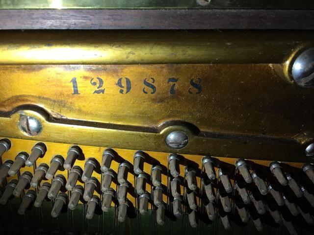 Lindo Piano Alemão - Foto 4