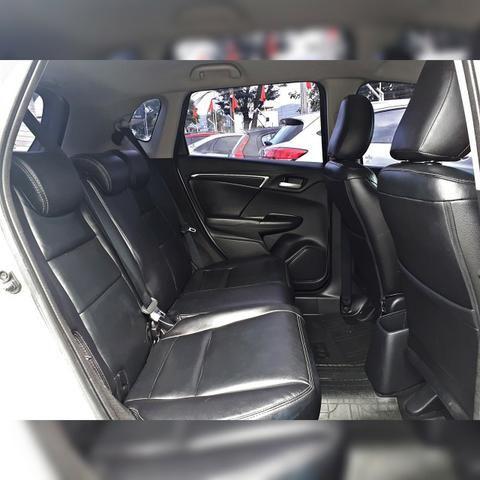 Honda Fit EX 1.5 - Completo com GNV 5ª Geração - Foto 10
