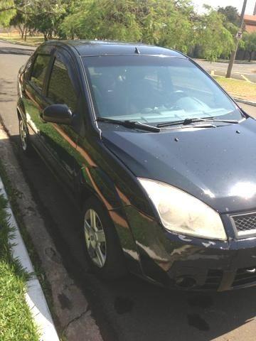 Fiesta Sedan Class 1.6 Flex. Completo + Couro + Teto. 2.500 Abaixo da Tabela Fipe - Foto 5