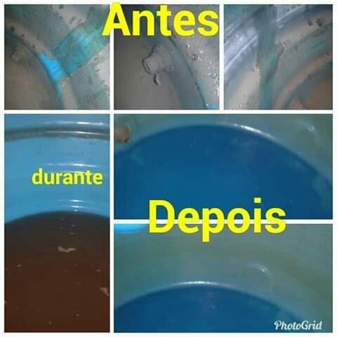 Limpeza de caixa de agua - Foto 2