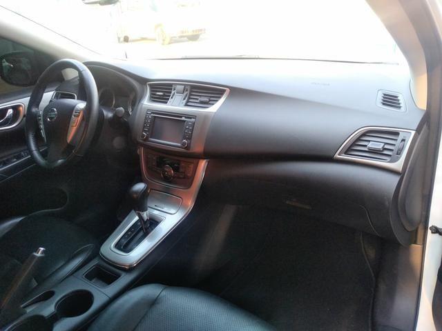 Nissan/Sentra 2.0 CVT, 2014/15, único dono - Foto 5