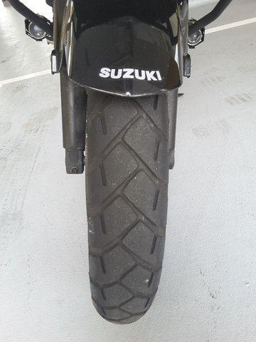 Suzuki Vstrom DL 650 Ano 2011 - Novíssima e Revisada - Foto 18