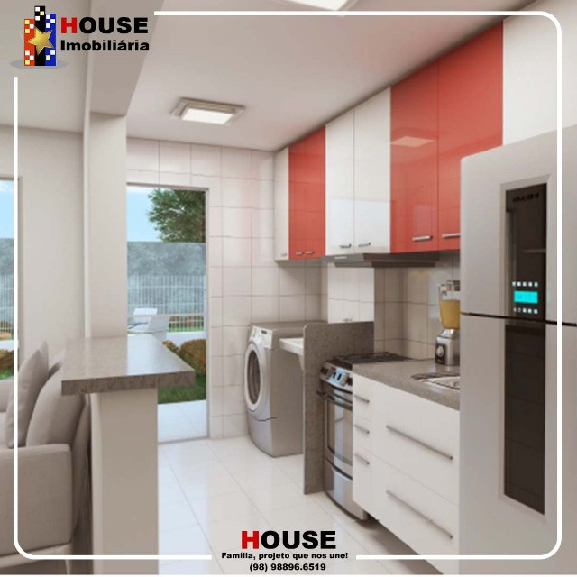Condominio Royale, apartamentos no turu. dimensão - Foto 3