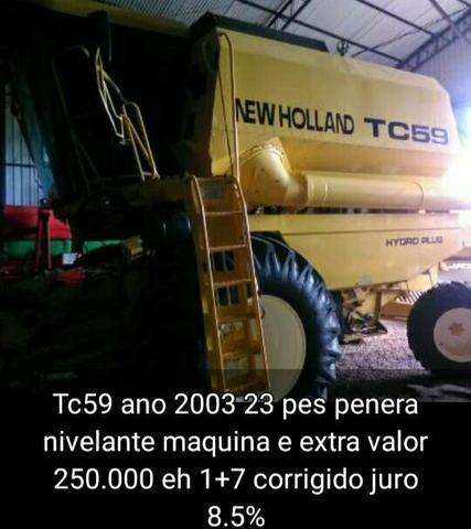 John Deere 7230 + Plantadeira JD 2115 - Ano 2118 - Excelente Estado - Foto 3