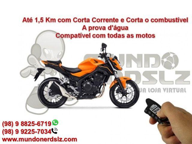 Sistema de Alarme para Moto Knup KP-MT02 em São Luís Ma - Foto 2
