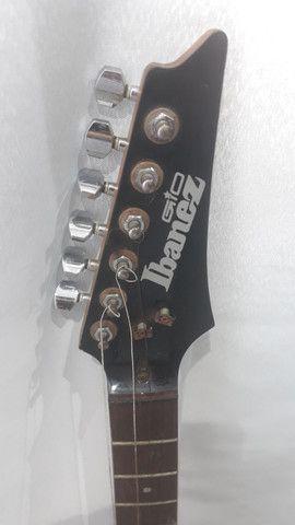 Guitarra Ibanez pra vender logo - Foto 5