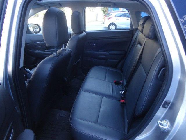 Mitsubishi ASX 2.0 AWD 4x4 Top+Teto Panoramico - Foto 8