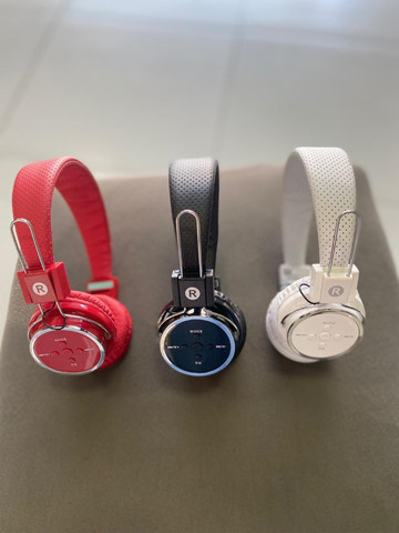 Fone de ouvido headphone B-05 knup-(Lojas Wiki) - Foto 2