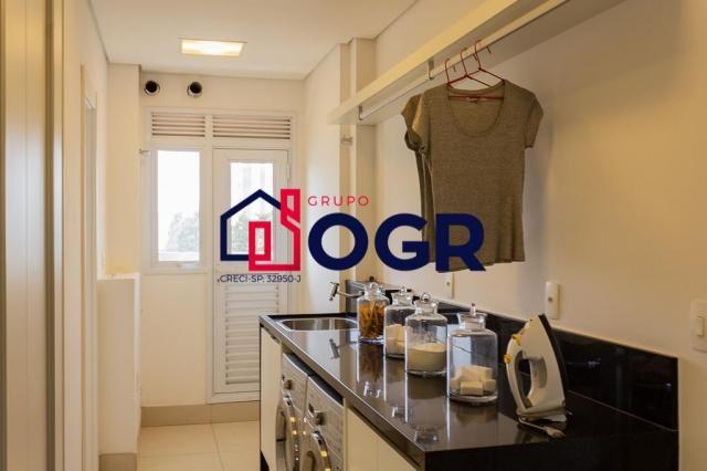 Apartamento com 3 dormitórios à venda, 182 m² por R$ 989.000,00 - Jardim Aquárius - Limeir