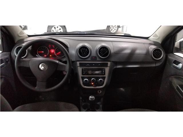 Volkswagen Voyage 1.6 mi trend 8v flex 4p manual - Foto 4