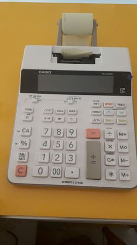 Calculadora Nova Casio - Foto 2