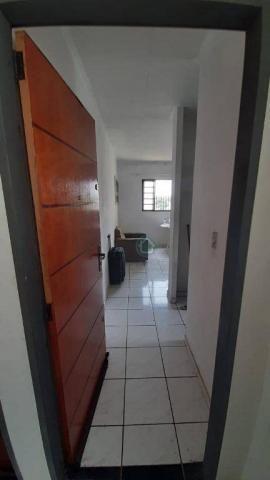 Apartamento com 2 dormitórios à venda, 47 m² por R$ 145.000,00 - Coophasul - Campo Grande/ - Foto 2