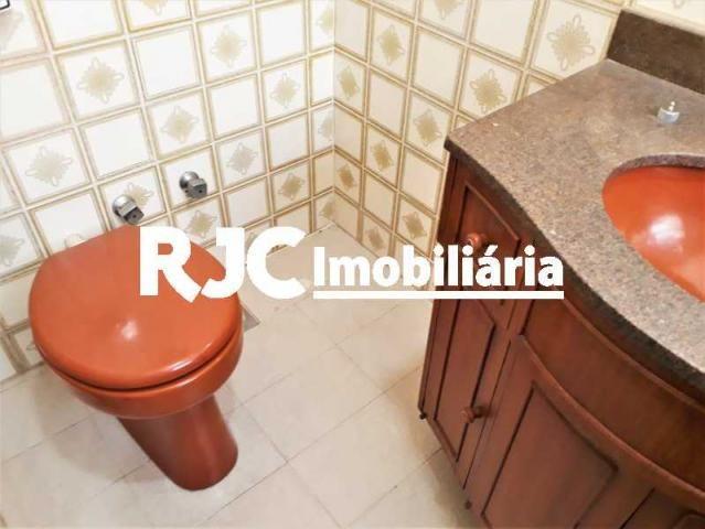 Apartamento à venda com 3 dormitórios em Tijuca, Rio de janeiro cod:MBAP32453 - Foto 14